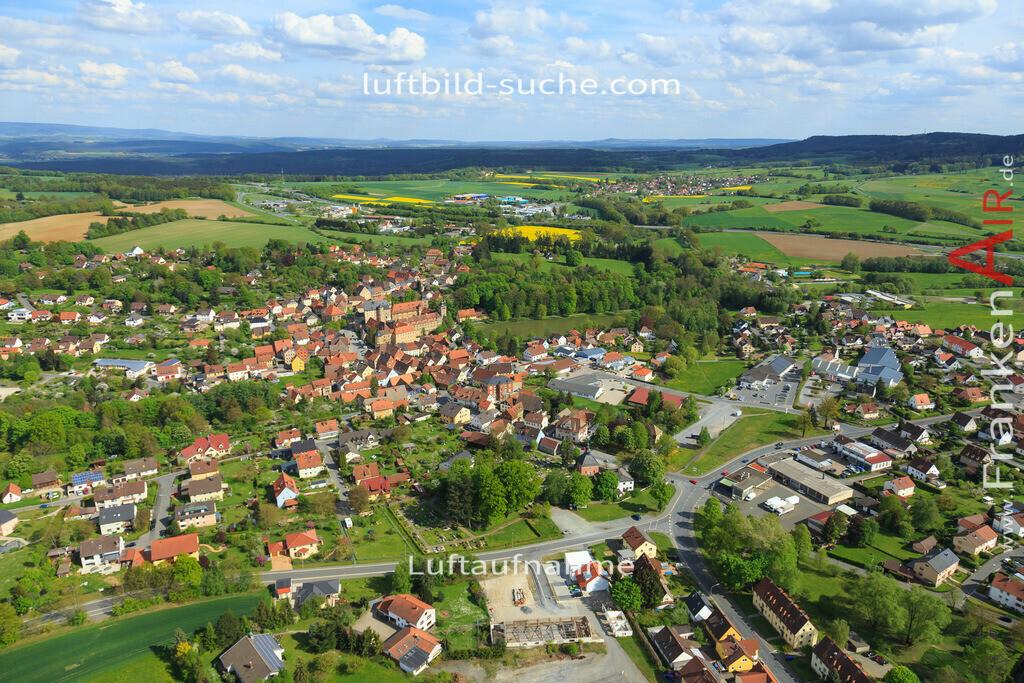 thurnau-2015-144 | Luftbild von  Thurnau - Luftaufnahme wurde 2015 von https://frankenair.de mittels Flugzeug (keine Drohne) erstellt - die Geschenkidee
