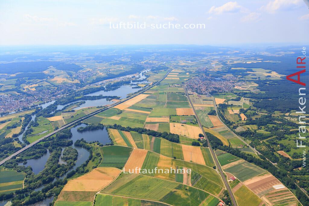 luftbild-bischberg-17-981 | Luftbild von  Bischberg - Luftaufnahme wurde 2017 von https://frankenair.de mittels Flugzeug (keine Drohne) erstellt - die Geschenkidee