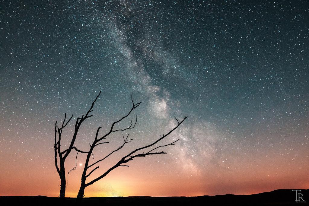 Milchstraße im Sternenpark