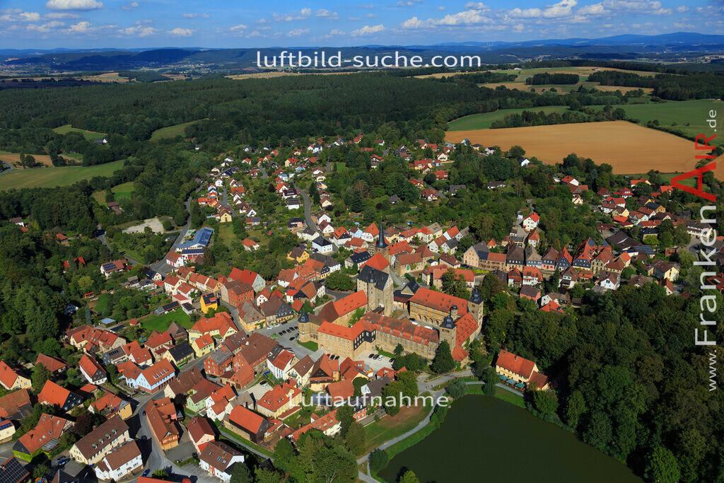thurnau-2015-2676 | Luftbild von  Thurnau - Luftaufnahme wurde 2015 von https://frankenair.de mittels Flugzeug (keine Drohne) erstellt - die Geschenkidee