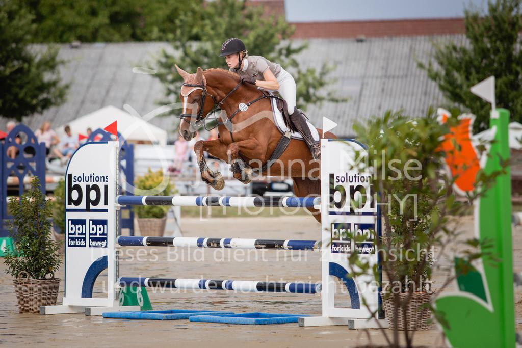 190801_BST_Springpferde-M_5-7J-404 | Braker Sommerturnier 2019 Springpferdeprüfung Kl. M* 5-7jährige Pferde
