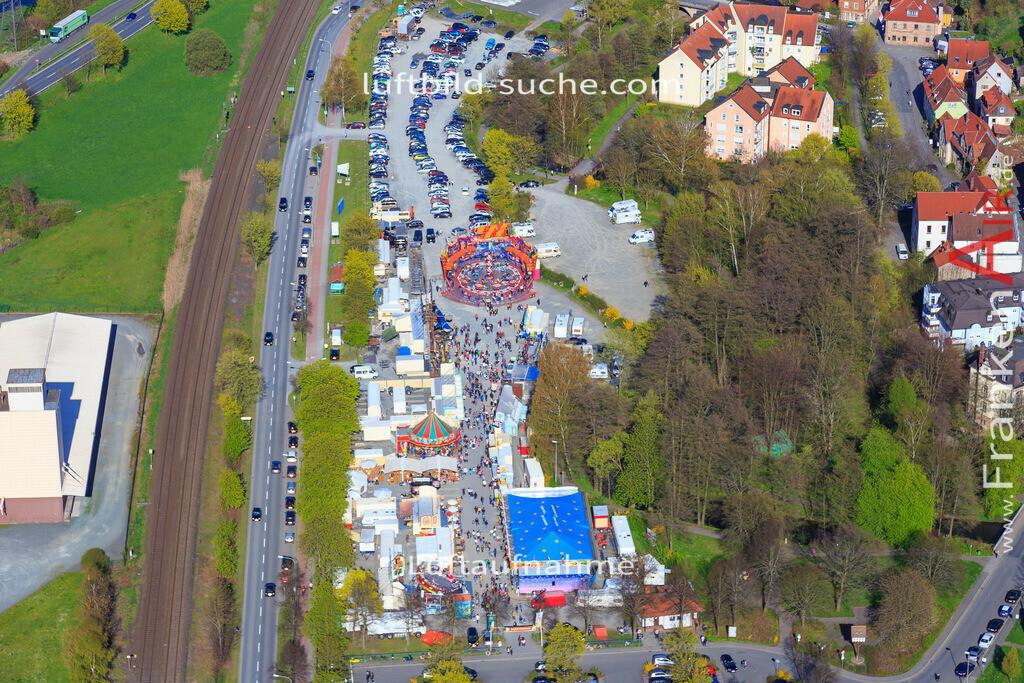 kulmbach-2016-3212   Luftbild von  Kulmbach - Luftaufnahme wurde 2016 von https://frankenair.de mittels Flugzeug (keine Drohne) erstellt - die Geschenkidee