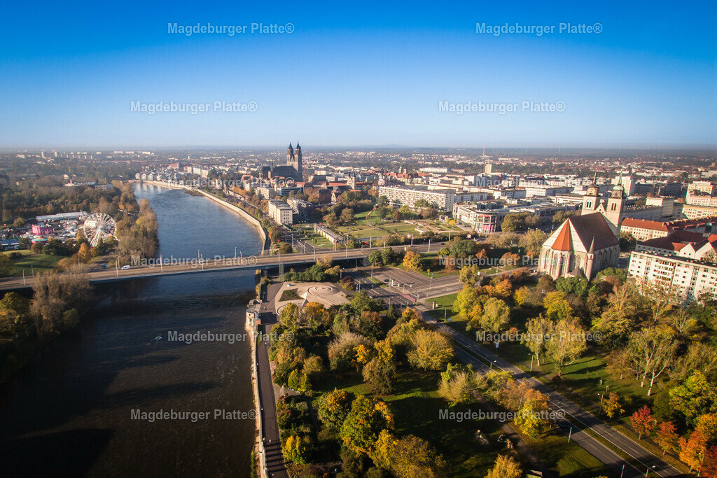 Magdeburg City Herbst-7231