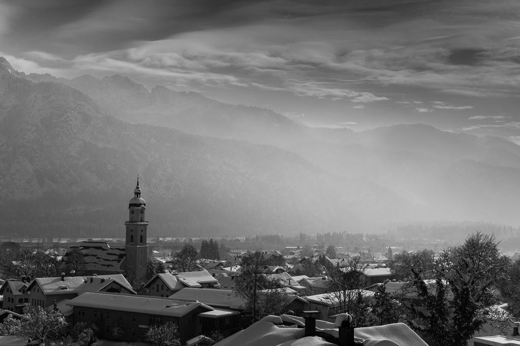Kiefersfelden im Winter