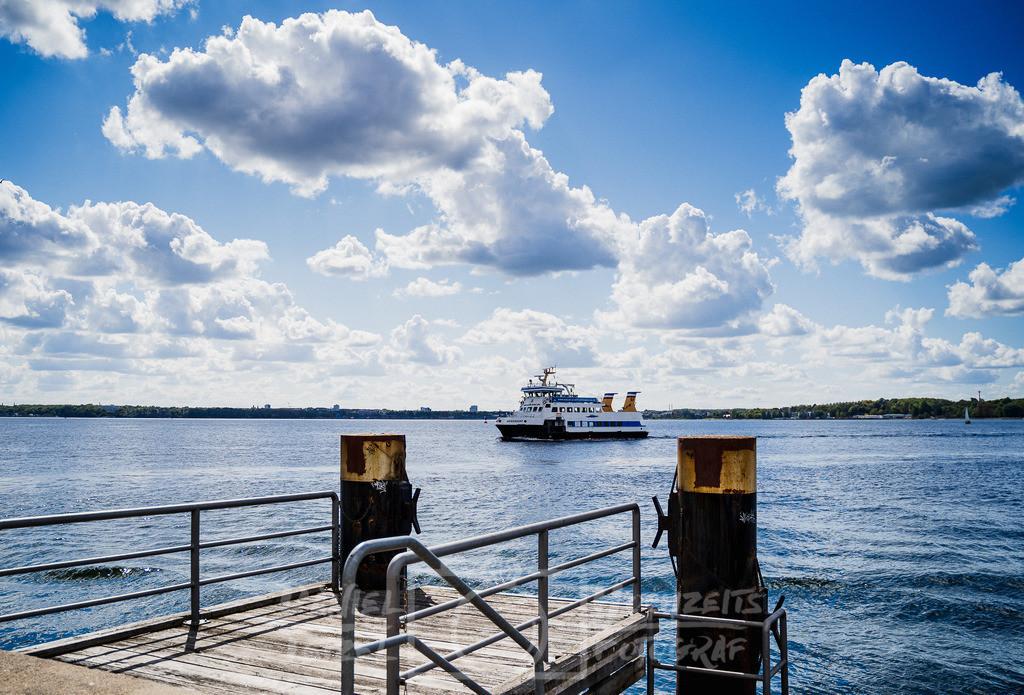 Fähre Kiel | Sommertag an der Ostsee