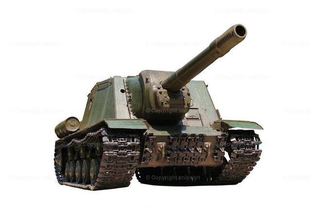 Panzer KW-1 | Sowjetischer Panzer KW-1 aus dem Zweiten Weltkrieg