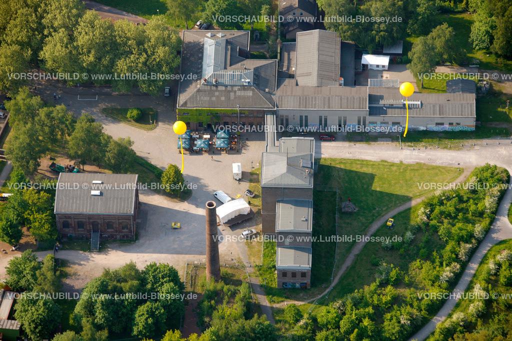 ES10056421 | Zeche  Carl 1, Schachtzeichen ruhr2010,  Essen, Ruhrgebiet, Nordrhein-Westfalen, Deutschland, Europa, Foto: hans@blossey.eu, 22.05.2010
