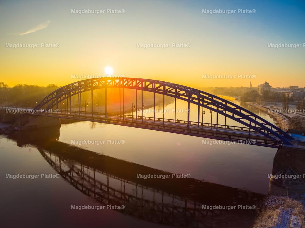 Magdeburg Sternbrücke-