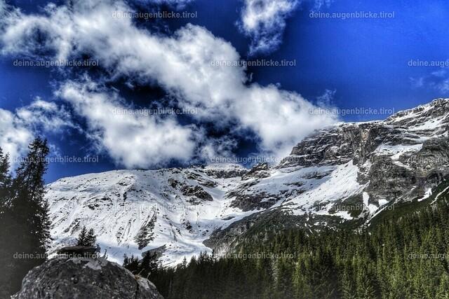 AF_01064-01 | Obernberger See im Tiroler Wipptal. Ein Wanderparadies.