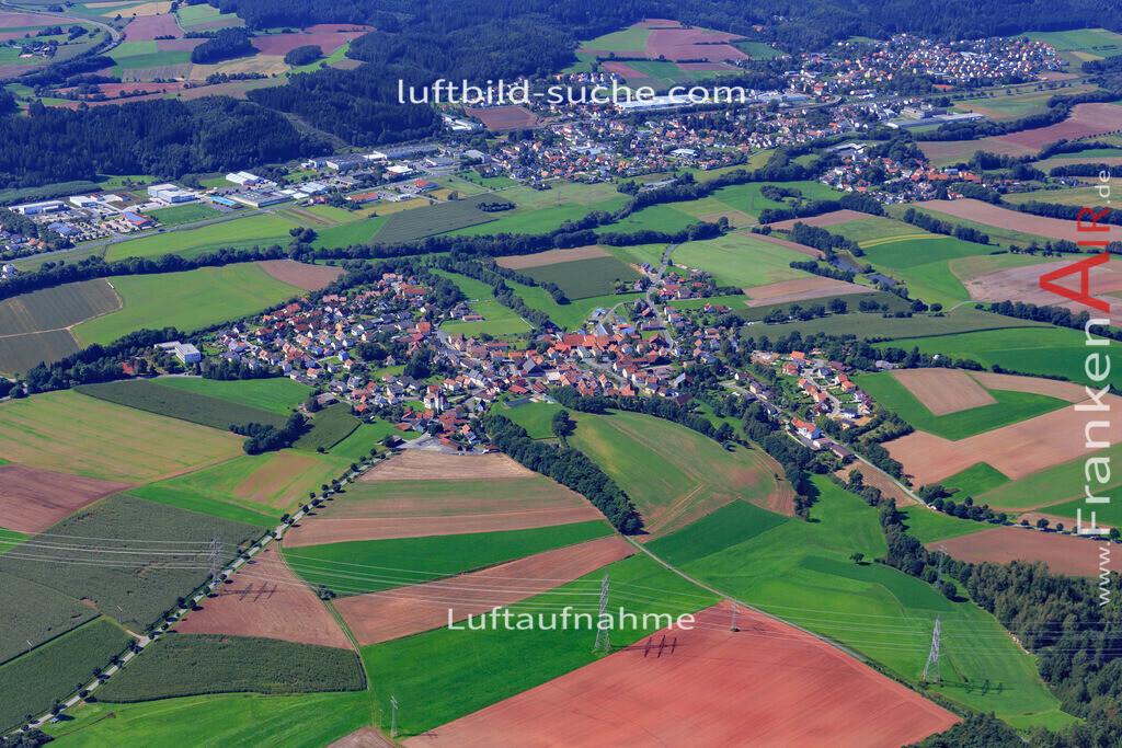 reitsch-stockheim-17-5450 | Luftbild von Reitsch Stockheim - Luftaufnahme wurde 2017 von https://frankenair.de mittels Flugzeug (keine Drohne) erstellt - die Geschenkidee