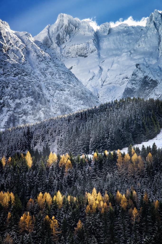 Erster Schnee | Grimming