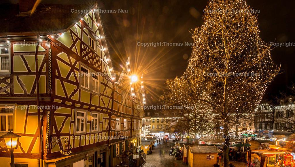 Marktplatz_Weinachtsmarkt | Bild: Thomas Neu