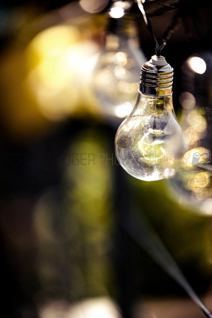 Glühbirnen Lämpchen 1 | Lichterkette mit Glühbirnen