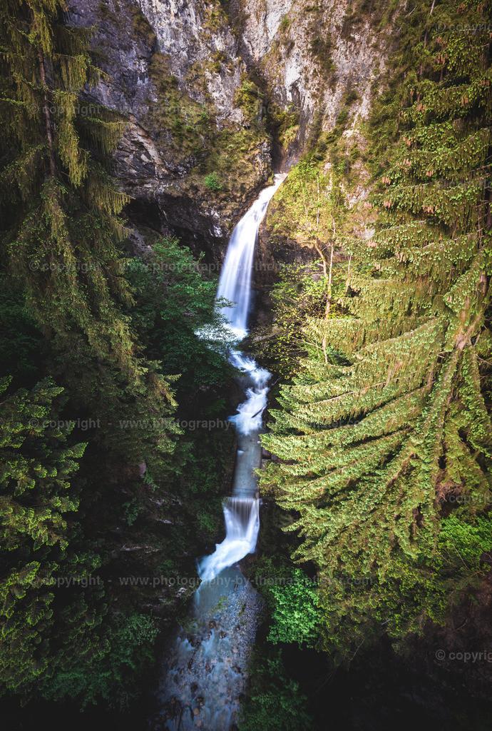 Öxlbach Wasserfall Schlitters-1