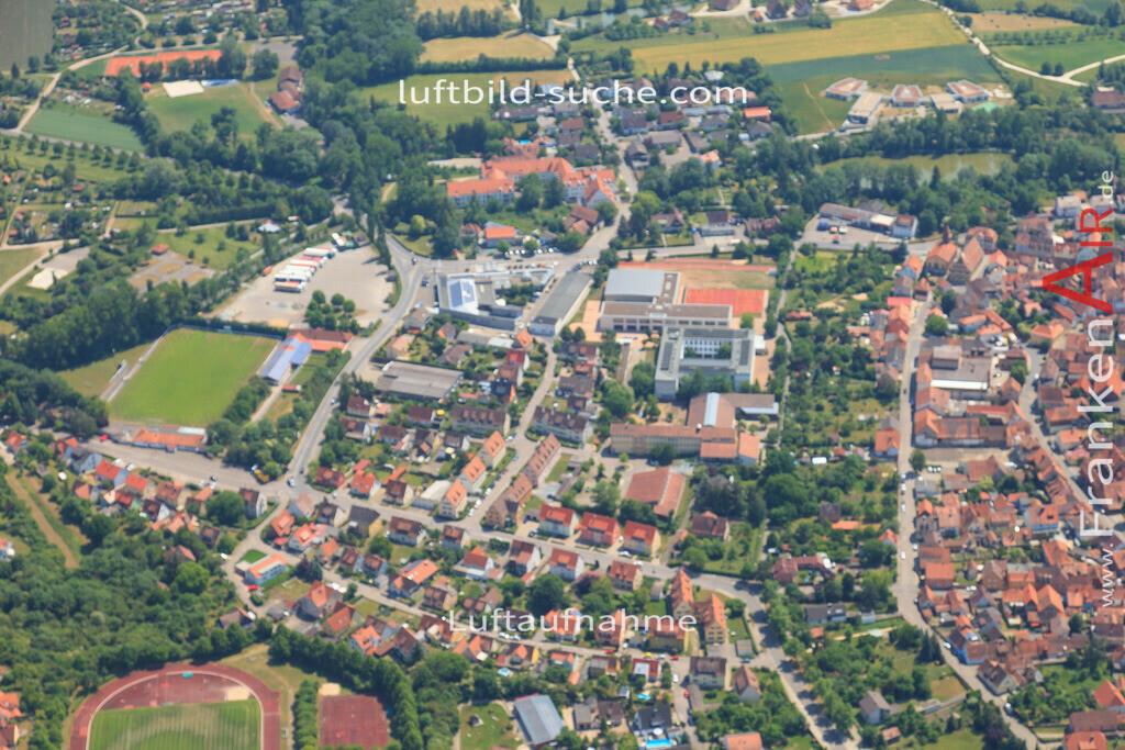 luftbild-bad-windsheim-2015-4700 | Luftbild von  Bad-windsheim - Luftaufnahme wurde 2015 von https://frankenair.de mittels Flugzeug (keine Drohne) erstellt - die Geschenkidee