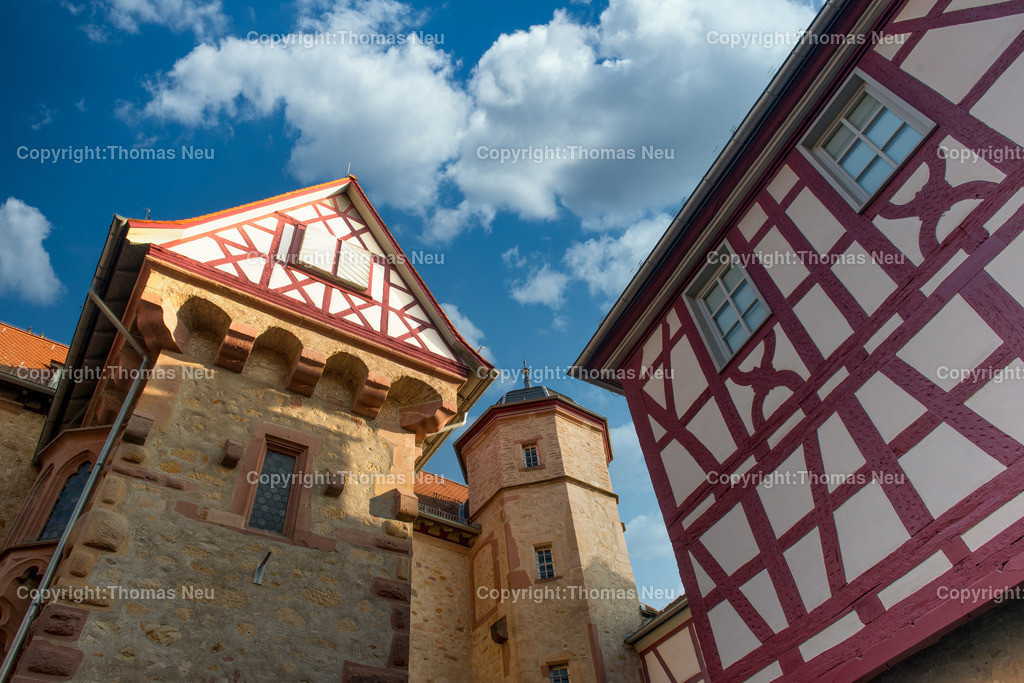 Amtshof | Heppenheim, Amtshof,, Bild: Thomas Neu