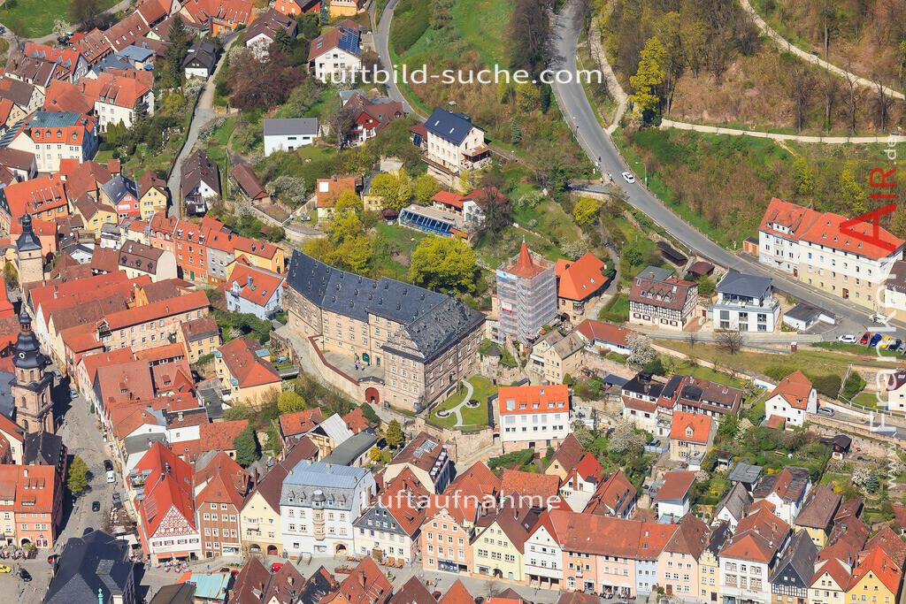 luftbild-kulmbach-2016-6443 | Luftbild von  Kulmbach - Luftaufnahme wurde 2016 von https://frankenair.de mittels Flugzeug (keine Drohne) erstellt - die Geschenkidee
