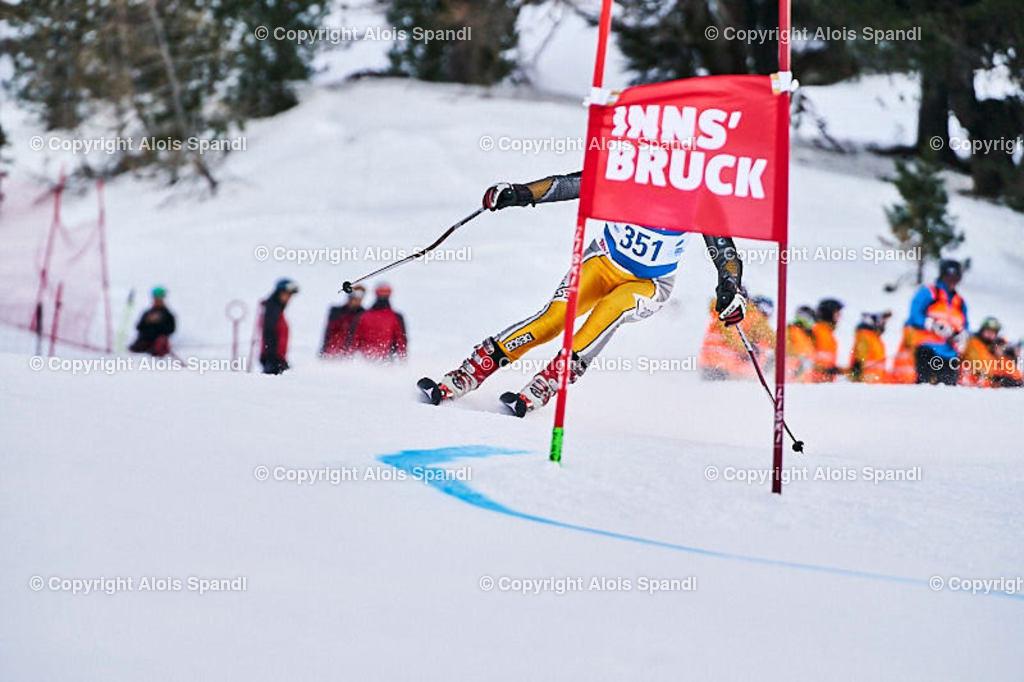 ALS5407_WWMG_GS-II_C | (C) FotoLois.com, Alois Spandl, WinterWorldMastersGames 2020 Innsbruck, Giant Slalom-II Gruppe C Damen, Patscherkofel Olympiaabfahrt, Mi 15. Jänner 2020.
