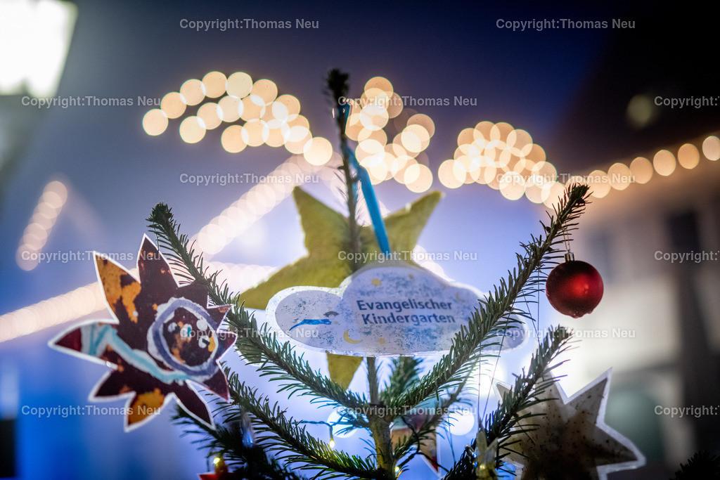DSC_3930 | ble,Lorsch, blaues Weihnachtswunder, Innenstadt, ,, Bild: Thomas Neu