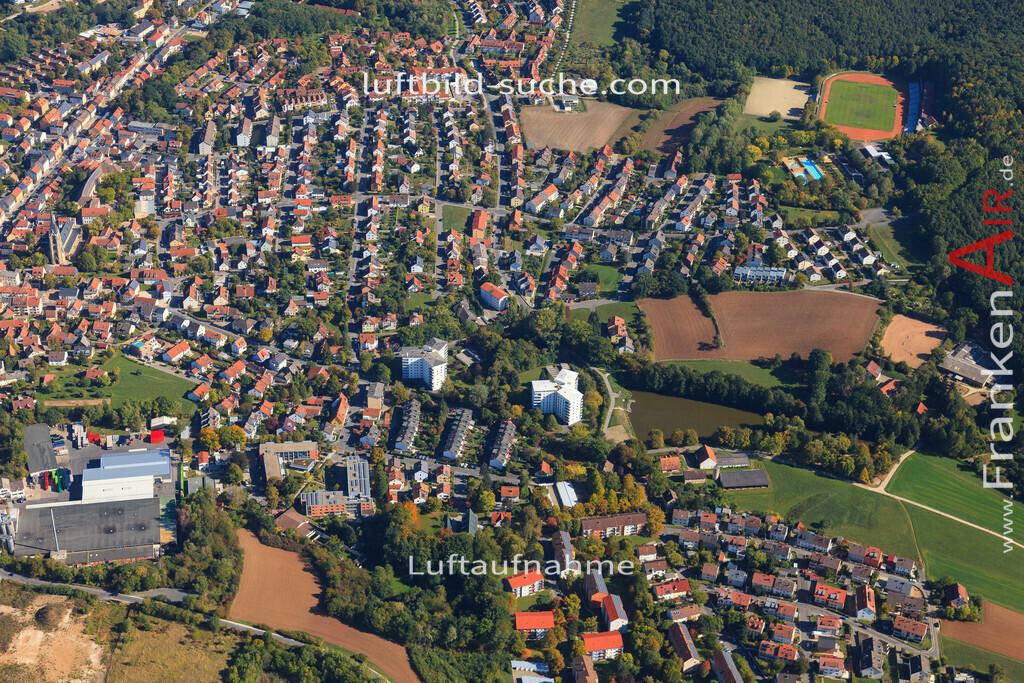 luftbild-bischberg-2015-5694 | Luftbild von  Bischberg - Luftaufnahme wurde 2015 von https://frankenair.de mittels Flugzeug (keine Drohne) erstellt - die Geschenkidee