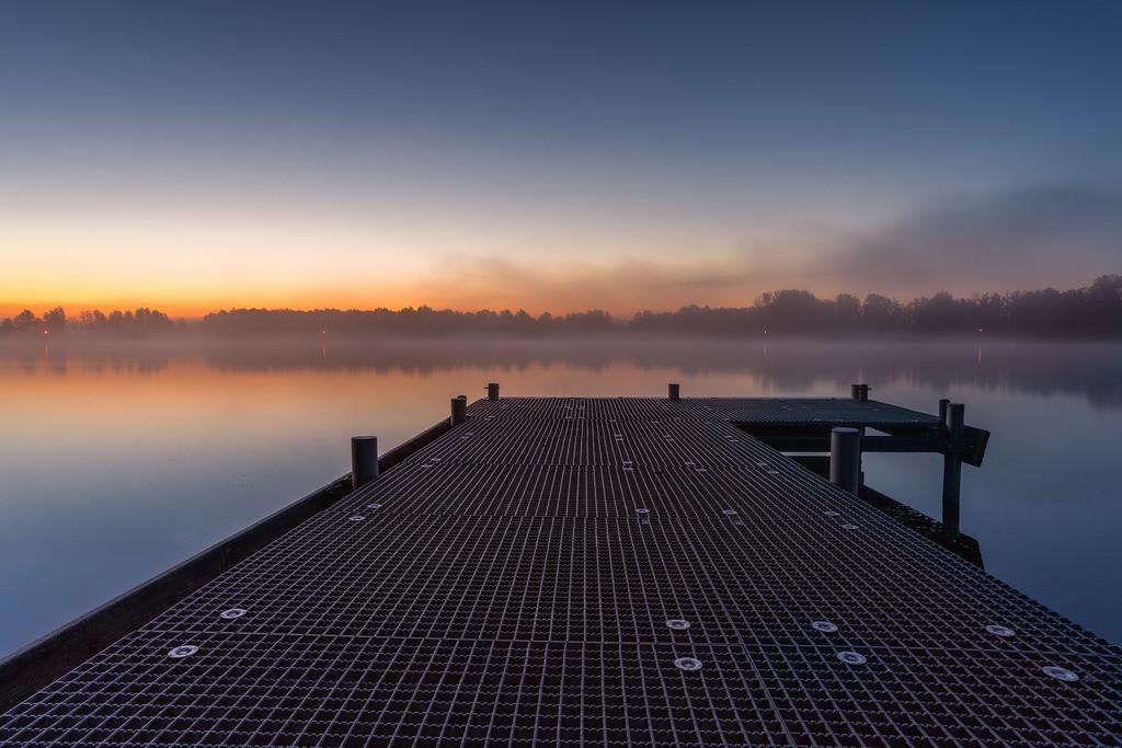 Sunrise am Allersee 13