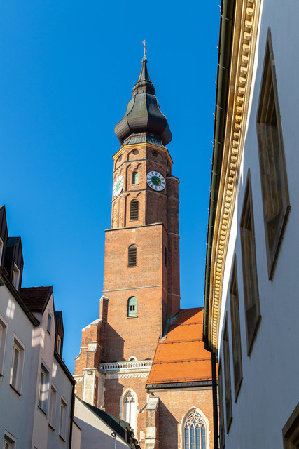 Basilika St. Jakob (Straubing)