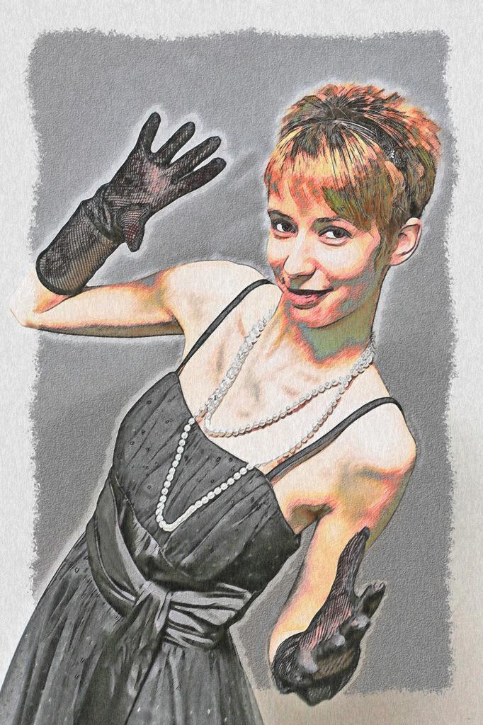 Handschuh Lady Bild 035