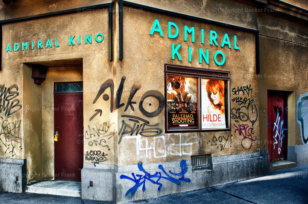 Altes Kino in Wien