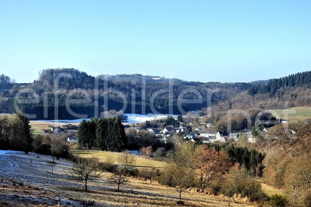 Blick auf Daun Weiersbach | Daun, Vulkaneifel