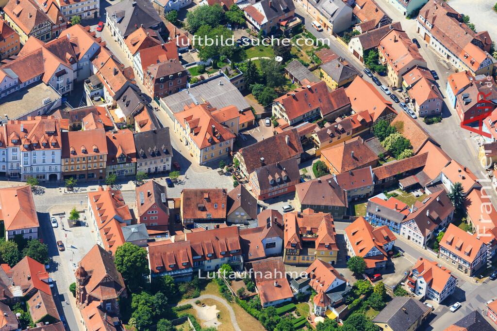 bad-windsheim-2015-1605 | Luftbild von  Bad-windsheim - Luftaufnahme wurde 2015 von https://frankenair.de mittels Flugzeug (keine Drohne) erstellt - die Geschenkidee