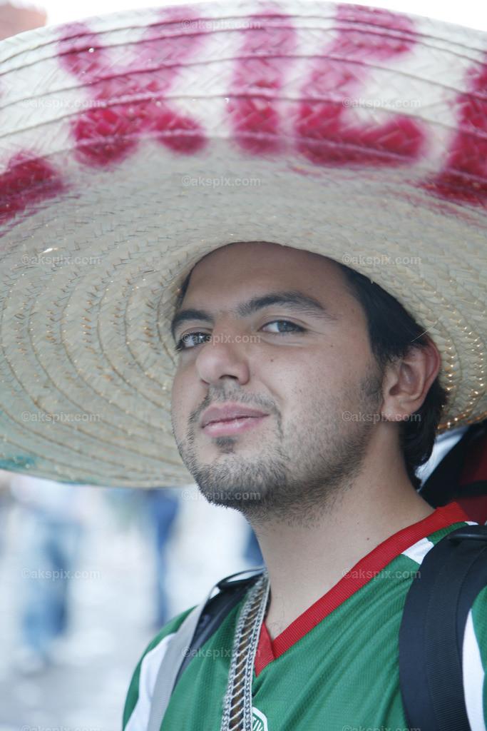 Mexiko-fan