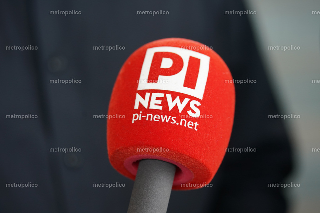 PI-NEWS Mikrofon