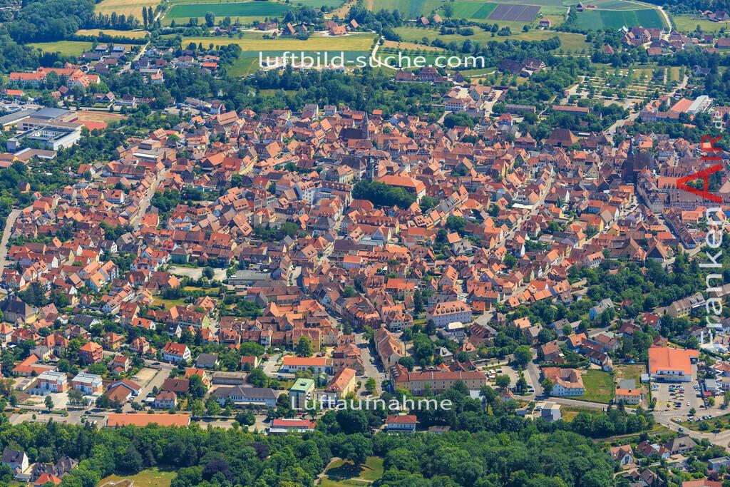 altstadt-bad-windsheim-2015-1392 | Luftbild von Altstadt Bad-windsheim - Luftaufnahme wurde 2015 von https://frankenair.de mittels Flugzeug (keine Drohne) erstellt - die Geschenkidee