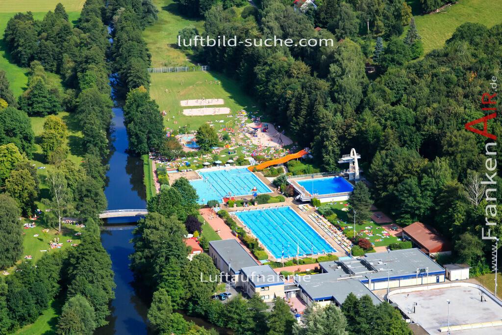 luftbild-kulmbach-2009-1476 | Luftbild von  Kulmbach - Luftaufnahme wurde 2009 von https://frankenair.de mittels Flugzeug (keine Drohne) erstellt - die Geschenkidee