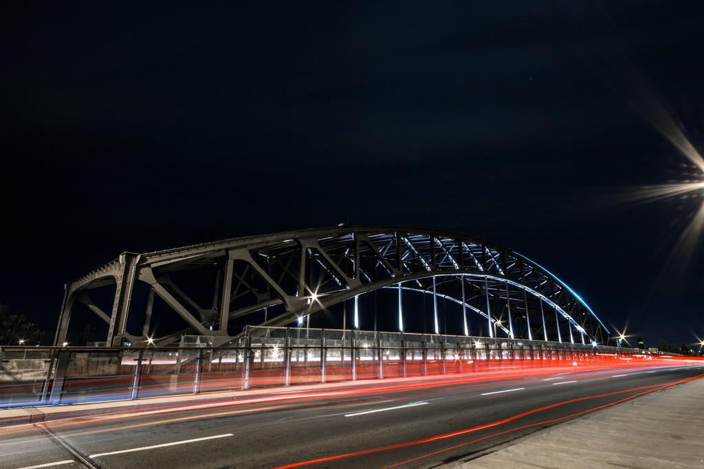 Brandenburger Brücke Leipzig Daniel König Querformat