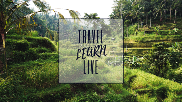 Travel Learn Live