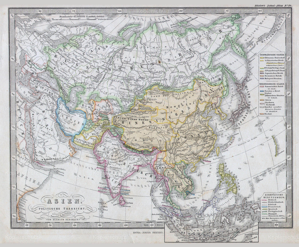 1862_Perthes_Map_of_Asia