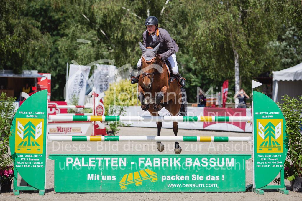 200726_Wohlde_M2-Springen-180   Late Entry Wohlde Pedersen Sporthorses 26.07.2020 Springprüfung Kl. M** 7jährig + ält. Pferde