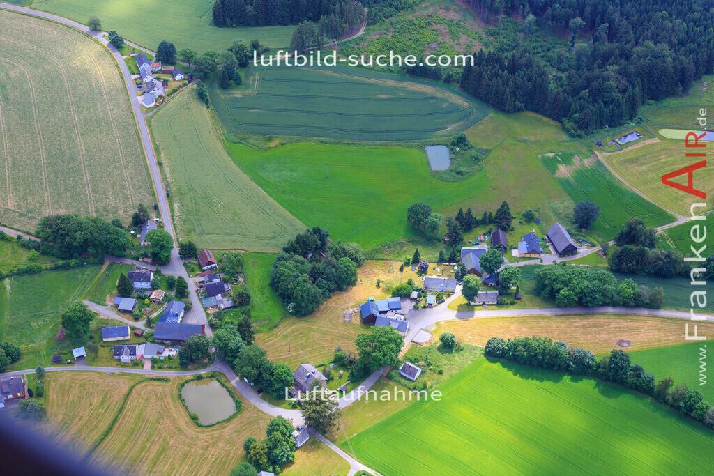 horbach-grafengehaig-2016-7023 | Luftbild von Horbach Grafengehaig - Luftaufnahme wurde 2016 von https://frankenair.de mittels Flugzeug (keine Drohne) erstellt - die Geschenkidee
