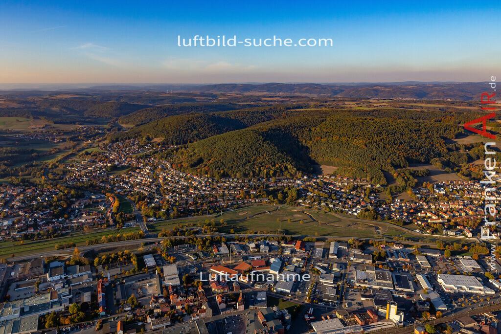 ziegelhuetten-kulmbach-18-392   aktuelles Luftbild von Ziegelhuetten Kulmbach - Luftaufnahme wurde 2018 von https://frankenair.de mittels Flugzeug (keine Drohne) erstellt.
