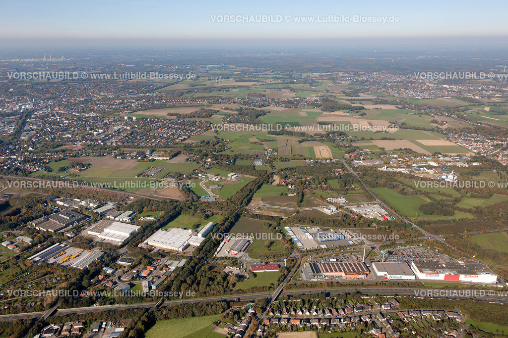 RE11103012 | Gewerbegebiet Ortloh,  Recklinghausen, Ruhrgebiet, Nordrhein-Westfalen, Germany, Europa