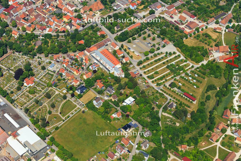 bad-windsheim-2015-1615 | Luftbild von  Bad-windsheim - Luftaufnahme wurde 2015 von https://frankenair.de mittels Flugzeug (keine Drohne) erstellt - die Geschenkidee