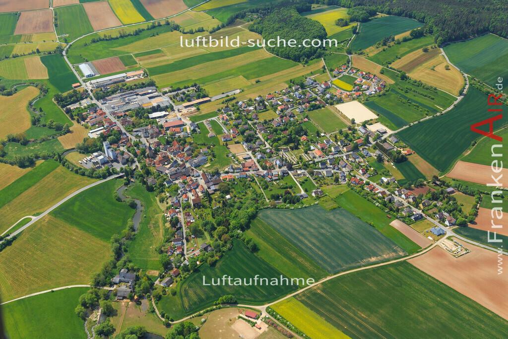 scherneck-untersiemau-2015-61 | Luftbild von Scherneck Untersiemau - Luftaufnahme wurde 2015 von https://frankenair.de mittels Flugzeug (keine Drohne) erstellt - die Geschenkidee