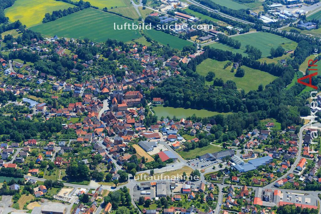 thurnau-2015-1278 | Luftbild von  Thurnau - Luftaufnahme wurde 2015 von https://frankenair.de mittels Flugzeug (keine Drohne) erstellt - die Geschenkidee