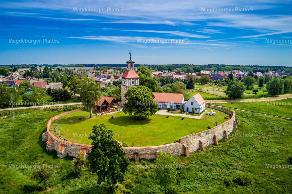 Walternienburg-0012 | Die schönsten Luftbilder von Sachen-Anhalt, Schlösser; Burgen & Kirchen