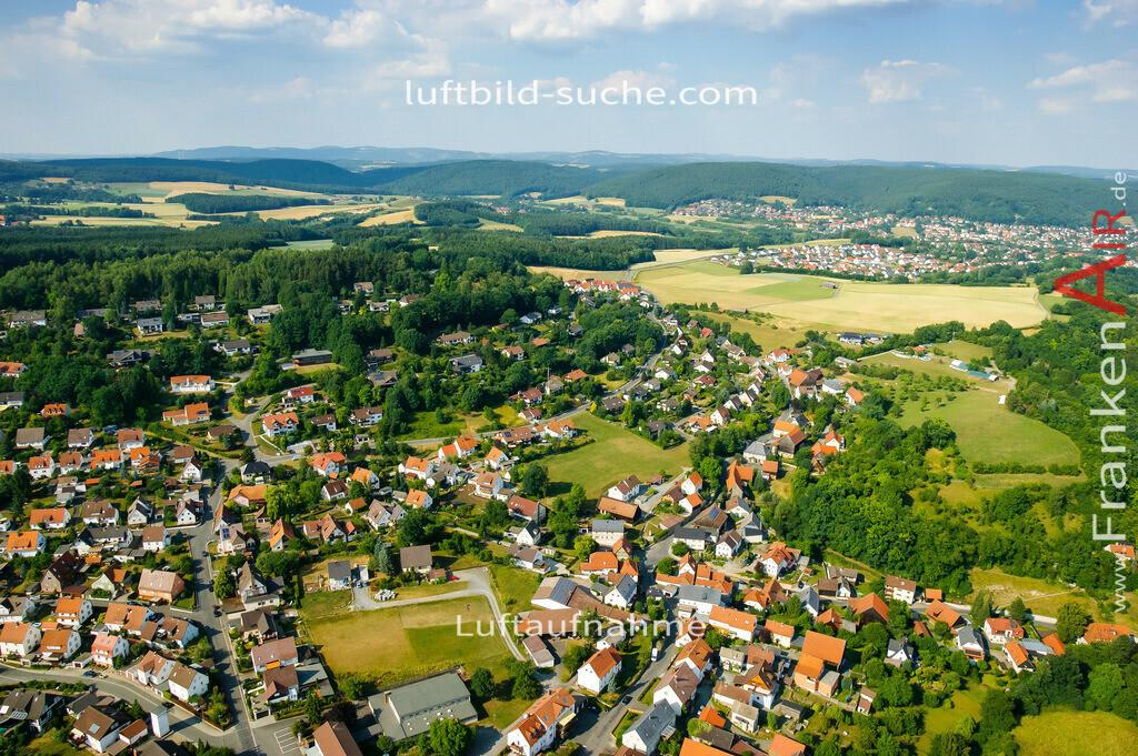 burghaig-kulmbach-2008-105 | Luftbild von Burghaig Kulmbach - Luftaufnahme wurde 2008 von https://frankenair.de mittels Flugzeug (keine Drohne) erstellt - die Geschenkidee