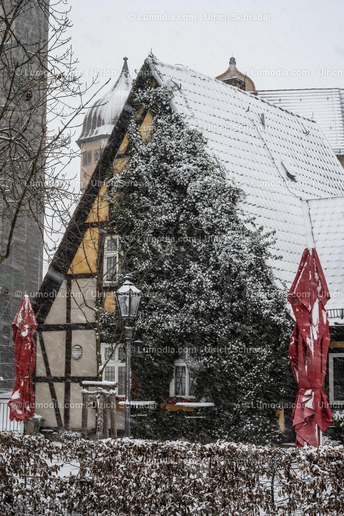 10049-11559 - Winter in Quedlinburg