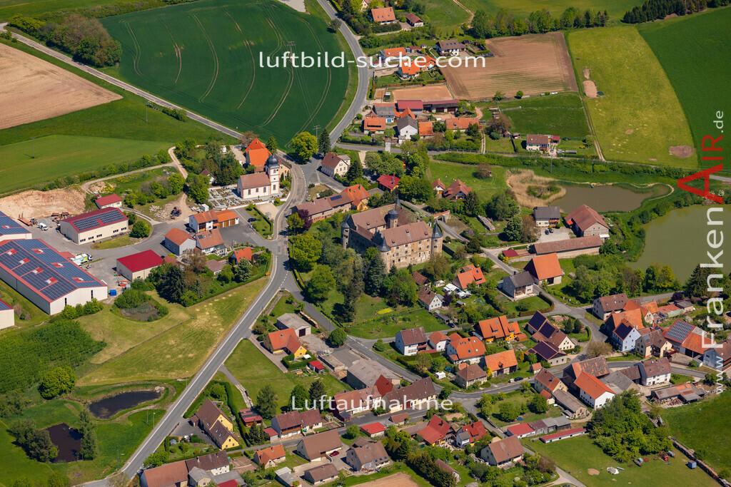 breitenlohe-19-214 | aktuelles Luftbild von  Breitenlohe  - Luftaufnahme wurde 2019 von https://frankenair.de mittels Flugzeug (keine Drohne) erstellt.