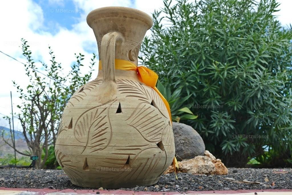 P10201041 | Ziergefäß im Garten auf La Palma