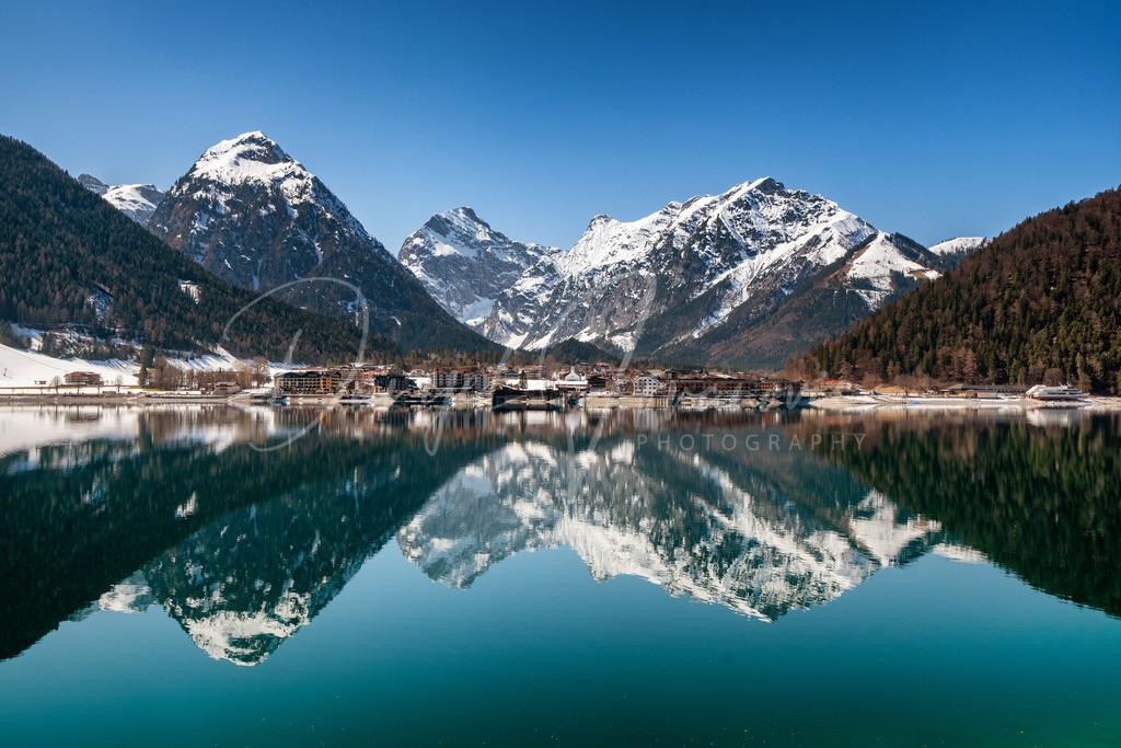 Achensee | Blick nach Pertisau und ins Karwendel